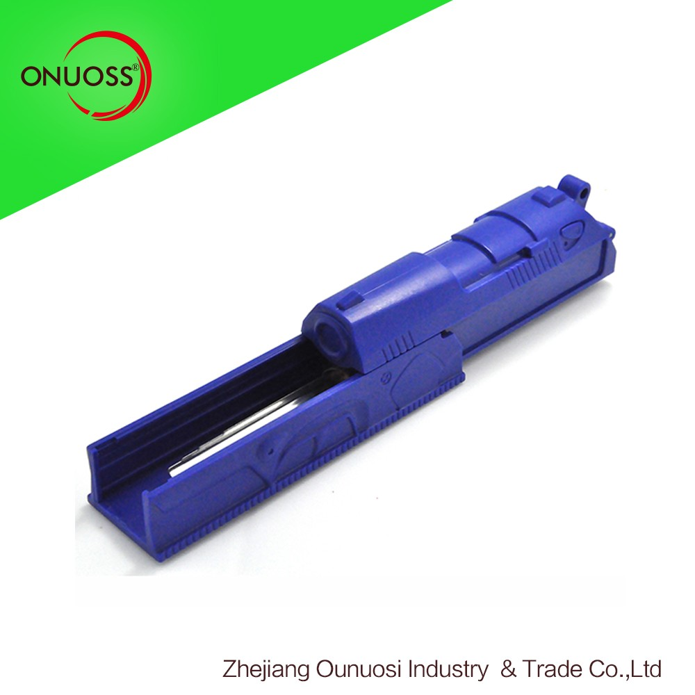 036B Online Shopping Train Design ABS Ryo dragster machine rolling Cigarette Injector Machine