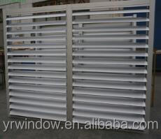Sun shade window aluminum window louvre /shutters/blade