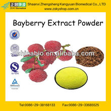 GMP Factory Supply Natural Bayberry Bark Extract Powder