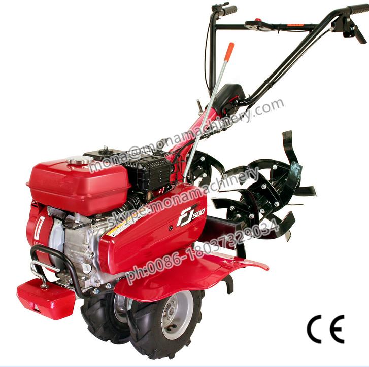Garden hand tools gasoline tiller walking tractor mini for Garden tiller hand tools