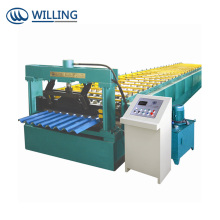 Roll Bending Machine ,q-tile galvanized aluminum metal roof panel corrugated steel sheet roll forming machine