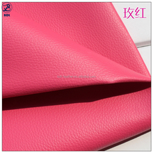 Big Lychee Pattern PU Leather Faux Leather Fabric Sewing Synthetic leather Upholstery Car Interior Seat Cushion Imitation Leathe