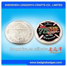 Key chain coin with high quality for suvenir gift