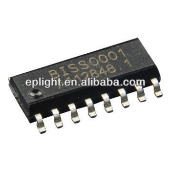 16Pins SMD PIR Control IR IC for Human Motion Detectors