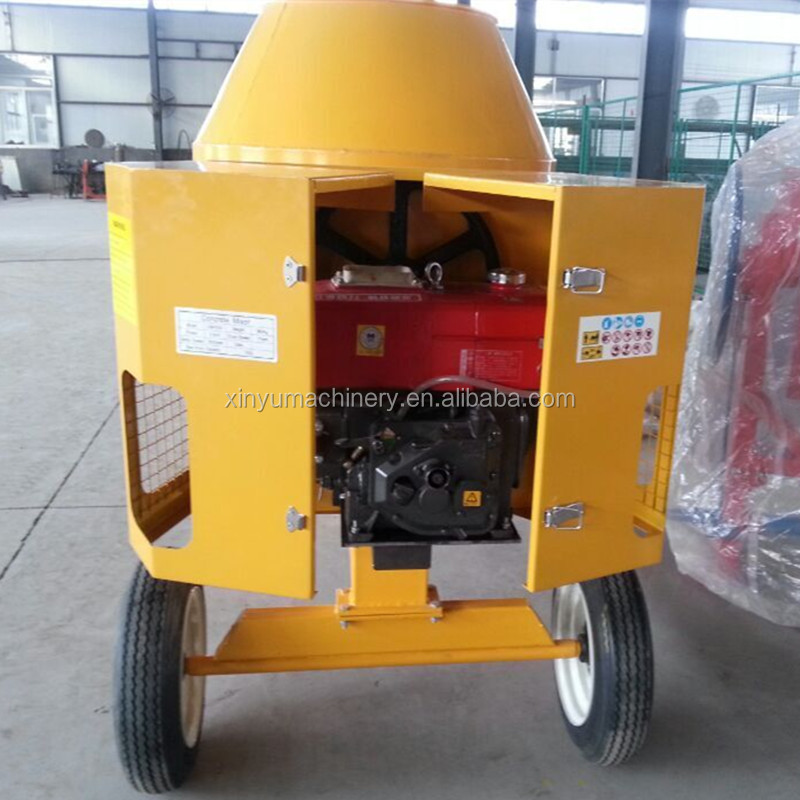 Made in China JS160L concrete mixer truck price