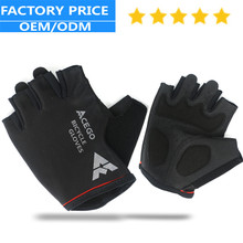 2017 soft breathable half finger cycling gloves mountain bike fox racing
