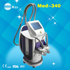 Cryo lipolysis fat freezing body sculpting slimming device