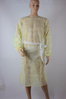 amount sale disposable yellow isolation gown