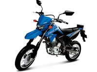 Kawasakx D-Tracker125 (Supermotard Bike)