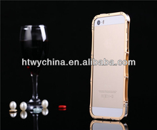 2014 HK Great Chip Self Brand For iPhone 5S 5G Aluminum iMatch 2nd Screwless Bumper Case
