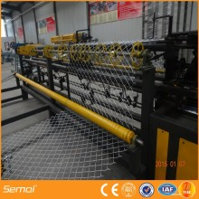 equipment producing building materials single wire chain link fence machine