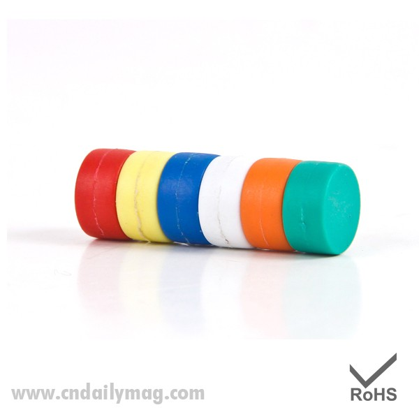 1 Coloured Magnetic Buttons