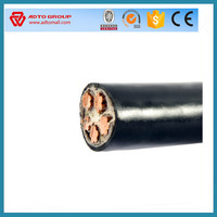 120mm high quality electric transmission wire/ kabel bumi/power cable