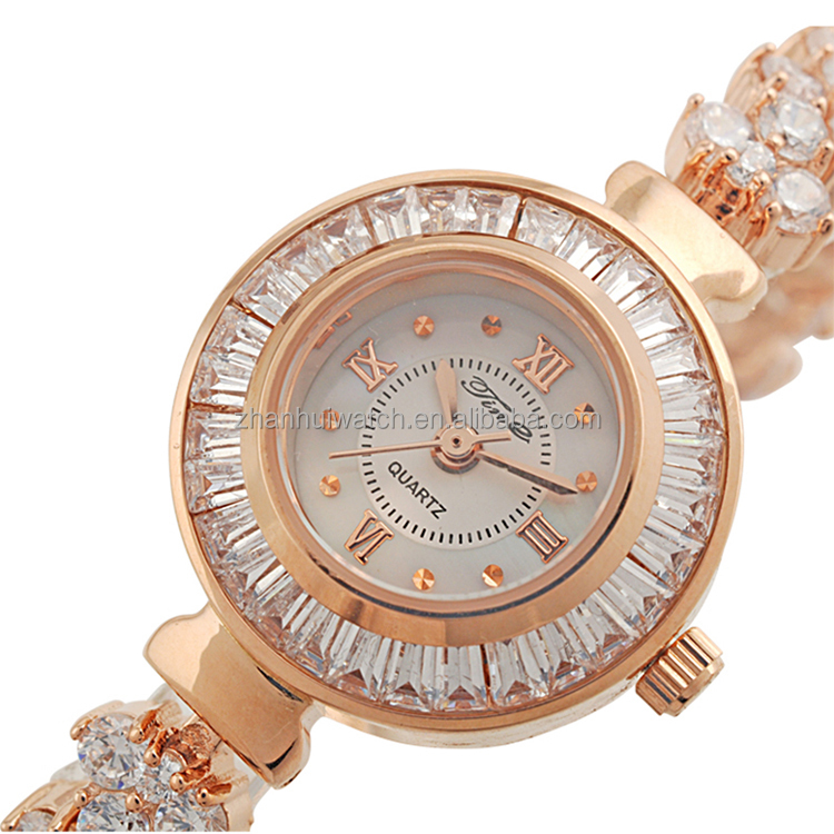 Fashion Lady watch bracelet jewelry watch beautiful women watches