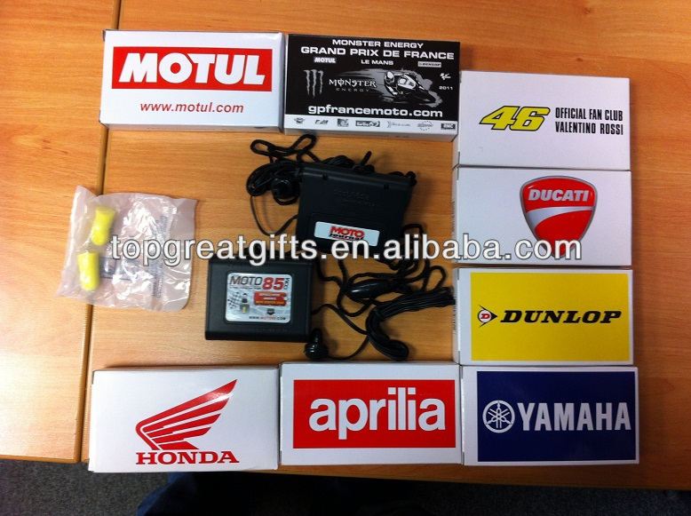 OEM Moto/MOTUL FM scan radio for promotion, customized radio, pocket radio