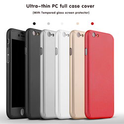 Best Selling High Quality Hard Plastic Phone Case for iPhone 6s Plus