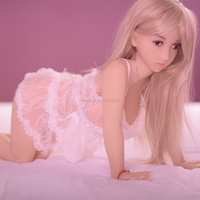 Real life silicone sex doll with teeth sex toy girl doll wholesale teen sex doll 10OCM for man