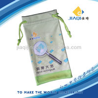 Business Gifts Mobile phone drawstring wiping bag