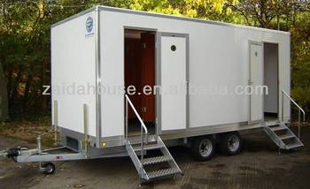 Scooter trailer,trailer toilet, Portable Toilet, Movable trailer Toilet