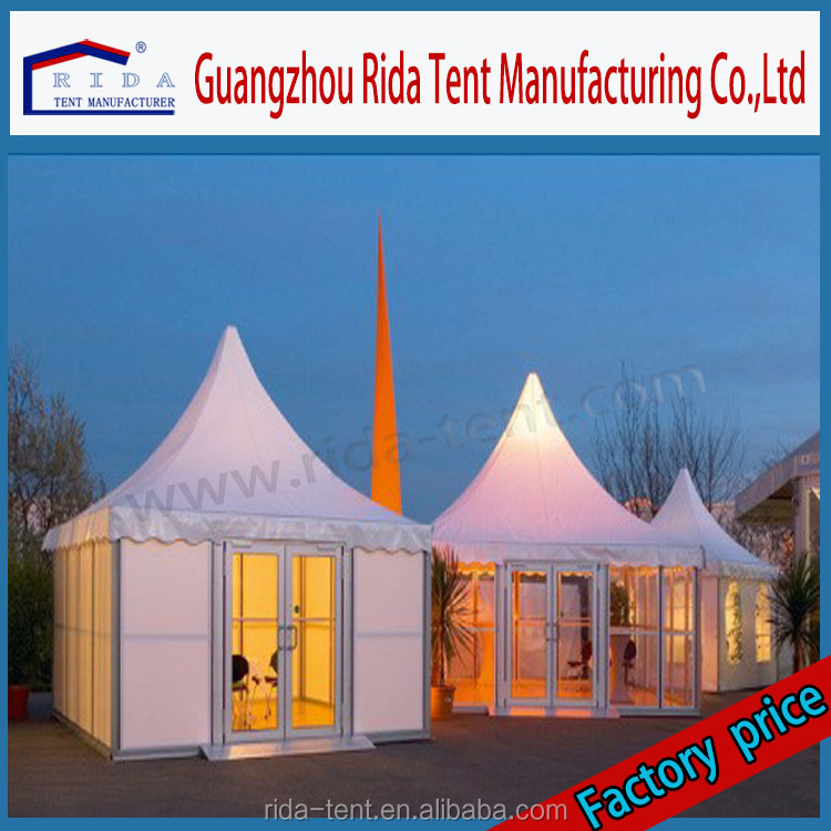 Pagoda event tent 6x6 for sale