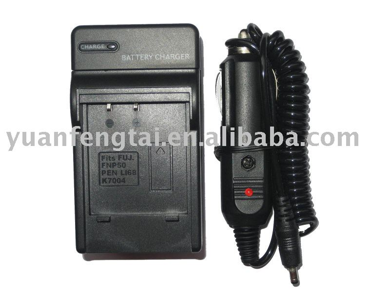 Digital Camera Battery Charger for FUJIFILM NP-50