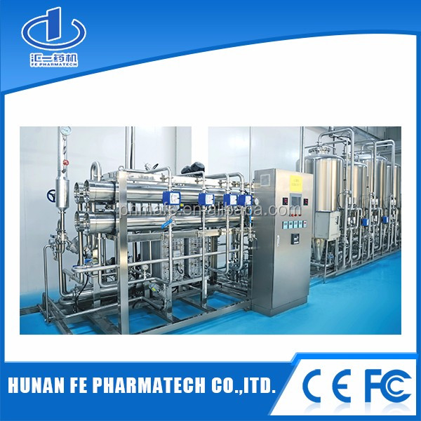Pharmaceutical water filter equipment plant ro system
