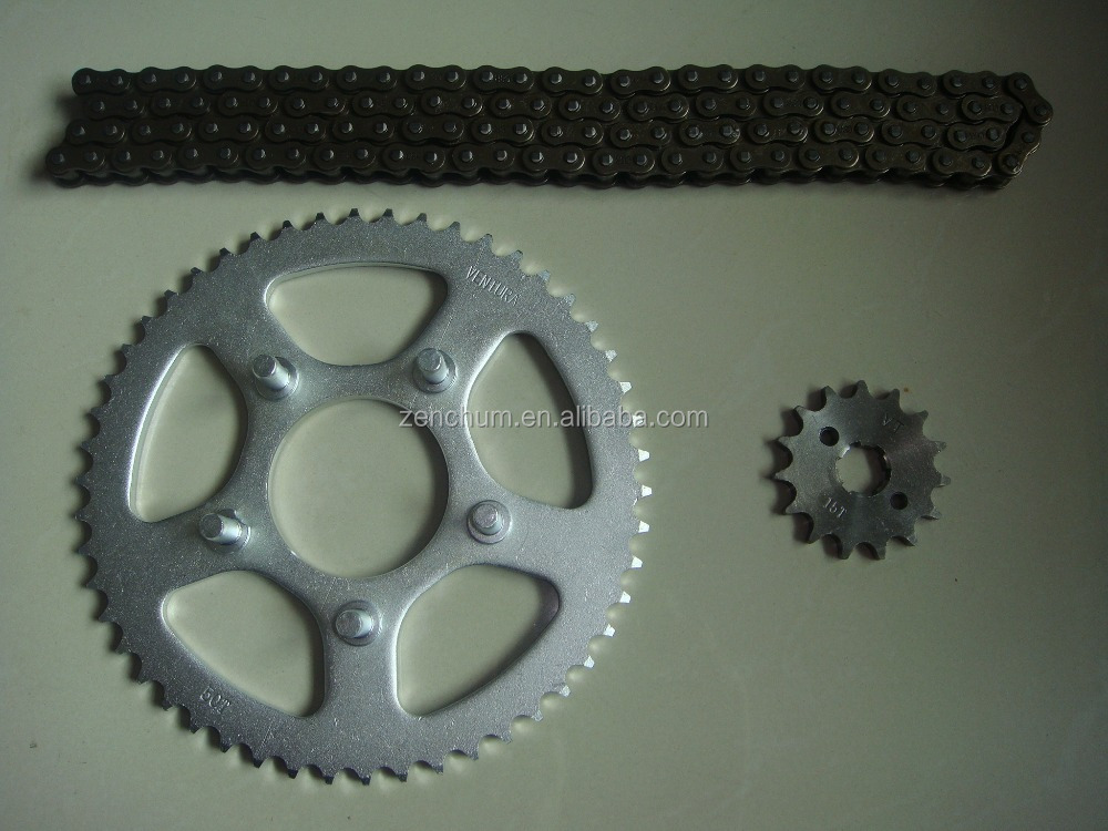 Motorcycle parts Transmission Kits / Drive Chain Sprocket kits for Brazil Honda XLR 125