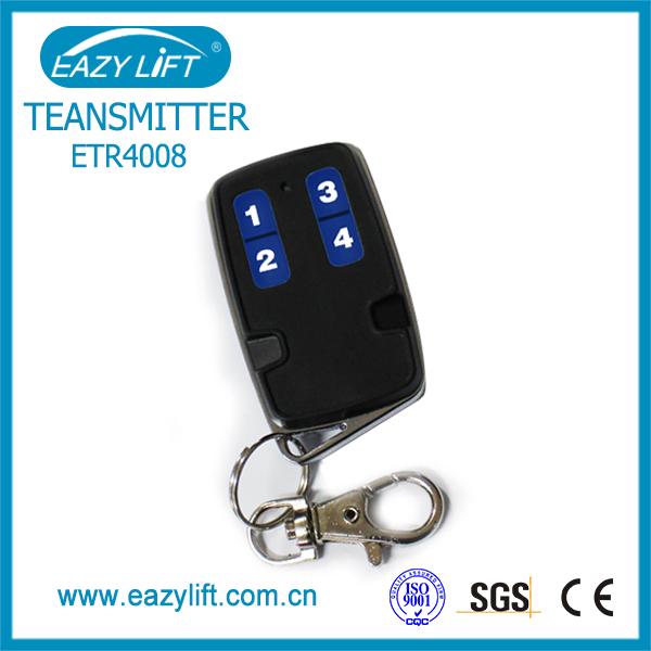 Rolling code hcs301 garage door opener rf remote control transmitter view transmitter - Rolling code garage door remote ...