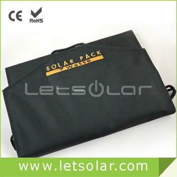 2014 new small solar panel laminator for iPhone and iPad directly under the sunshine