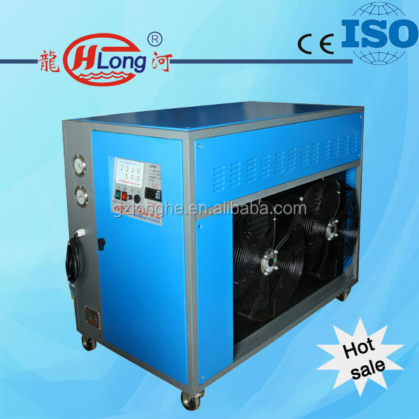 Industrial absorption chiller machine with 0.37kw power
