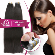 Alibaba <strong>Express</strong> New Products Wholesale Brazilian Human Hair Cheap Tape Hair Extension,Double Drawn Tape In Human Hair Extension