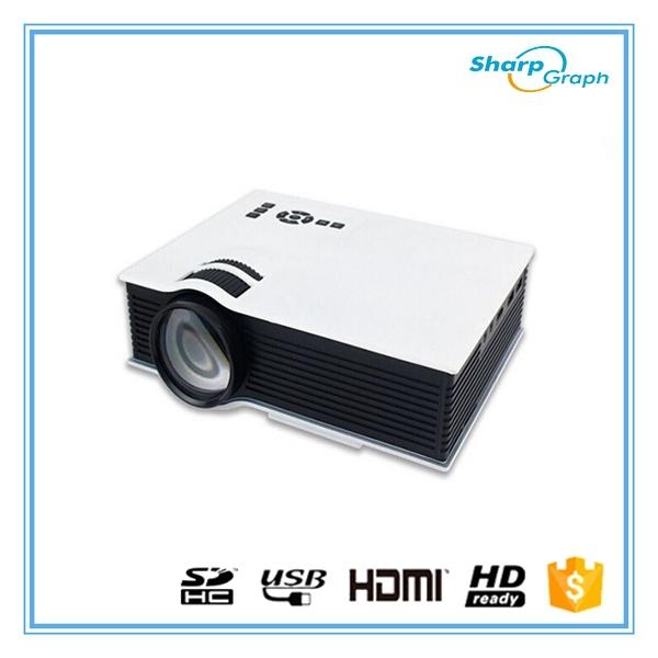 Wholesale mini cheapest portable multimedia laptop beamer for Cheap mini portable projector