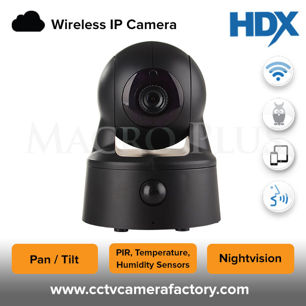2017 Hot sale HD / PIR Motion Detection / 2 Way Audio / PTZ wifi ip camera