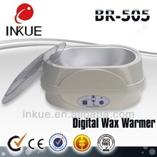 BR-505 dissolve paraffin hair removal wax melting pots for depilatory wax