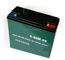 Shenzhen Factory Wholesale 12v 20ah E-bike lead acid battery with high quality