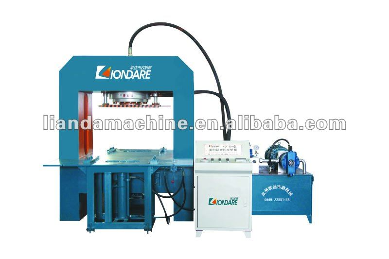 HQY-3000 Hydraulic Concrete & Cement Kerbstone pressing Machine