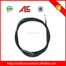 Three wheel motorcycle use black gear cable