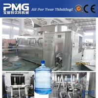 Hot sale 5 Gallon Barrel Distilled Water Filling Machine / Plant / Equipment