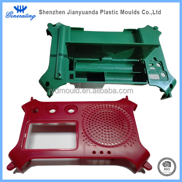 ISO Certified Plastic injection molding factory
