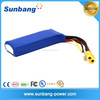 high quanlity rechargeable 7.4v 1500mah rc helicopter battery with competitive price