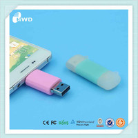 Memory Stick OTG flash drive 2.0/3.0 USB memories pendrive 8G 16G 32G OEM supported OTG PenDrive flash disk otg