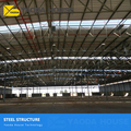Price of structural steel fabrication workshop mobile steel structure frame workshop