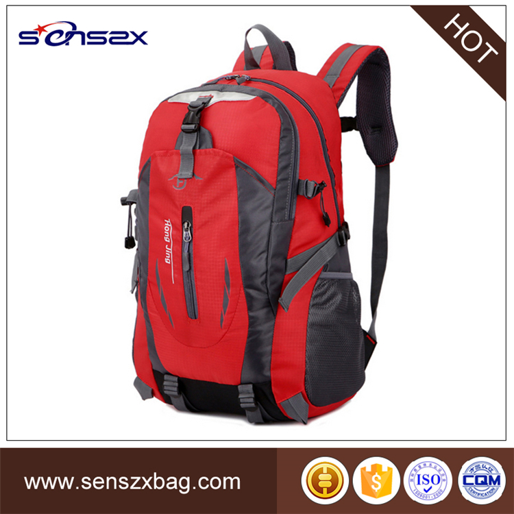 china suppliers custom leisure waterproof nylon laptop good quality backpack