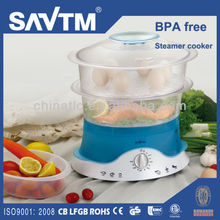 PP BPA Free UL Electric Steamer Cooker