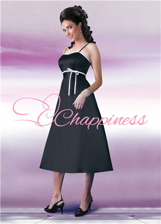 tea length modest bridesmaid dress 2013 party wear dresses formal dresses