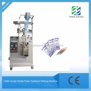 Easy Counting &packing automatic toothpick packing machine