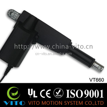 VT660 100MM Stroke Heavy Duty Linear Actuator