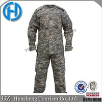 Durable army acu military uniform for tactical hunting