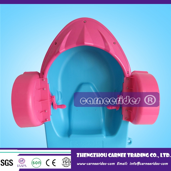high quality pedal trailer water boat toy