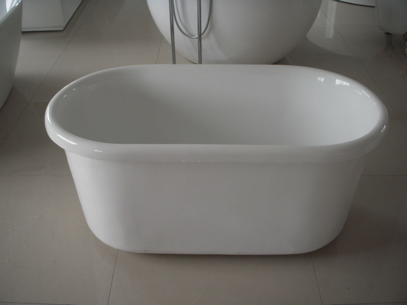 BESMA's cheap portable plastic very small bathtub for children; mini plastic bathtub B-7404